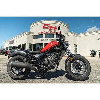 2018 Honda Rebel 300 for sale 200633397